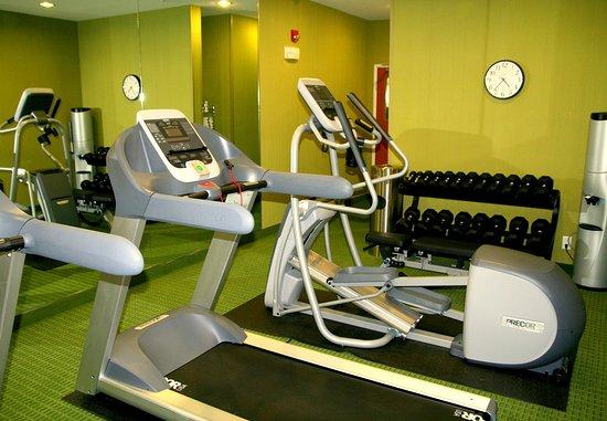 Fairfield Inn & Suites Billings: Fitness Center