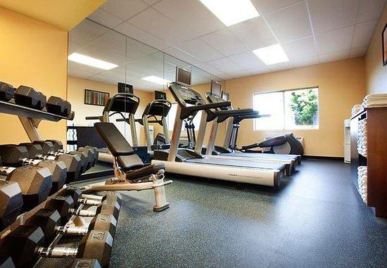 Fairfield Inn & Suites Phoenix North: Fitness Center