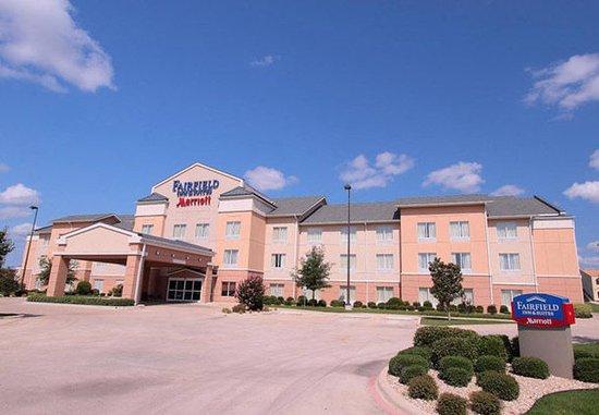 Fairfield Inn & Suites Killeen: Exterior