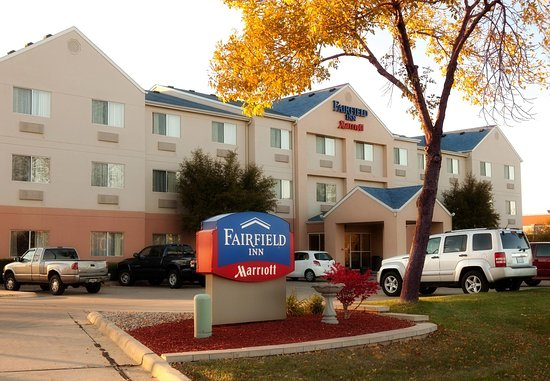 Fairfield Inn Kankakee Bourbonnais: Exterior