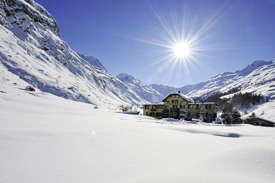 Sils im Engadin, สวิตเซอร์แลนด์: Der Winter im Fextal