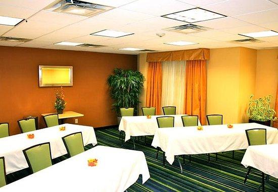 Fairfield Inn & Suites Youngstown Austintown: Meeting Space