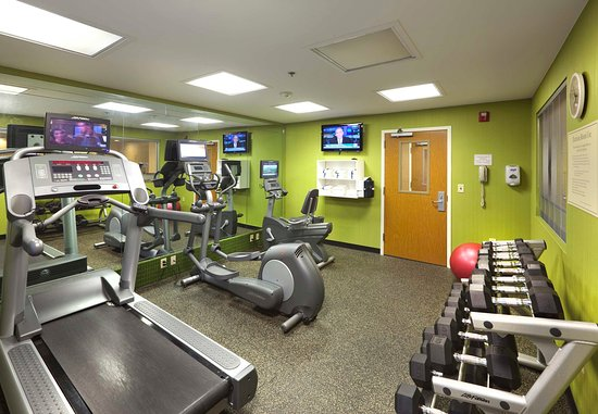 Fairfield Inn Lexington Park Patuxent River Naval Air Station: Fitness Center