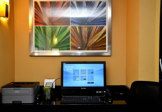 Fairfield Inn Kennewick: Business Center