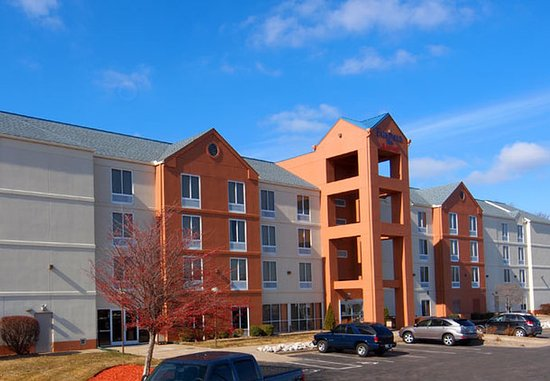 Fairfield Inn Evansville West: Exterior
