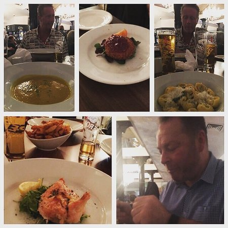 Batley, UK: Zucchini Italian Restaurant