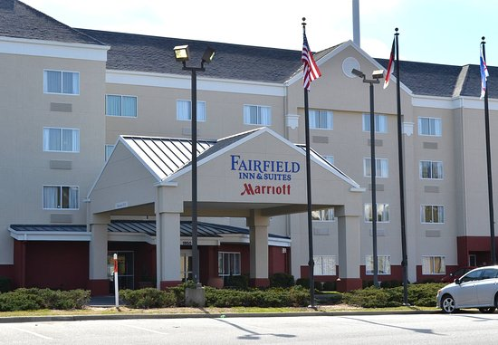 Fairfield Inn & Suites Hickory: Exterior