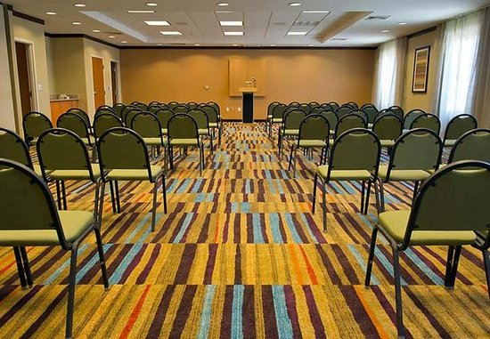 Fairfield Inn & Suites Lawton: Meeting Room
