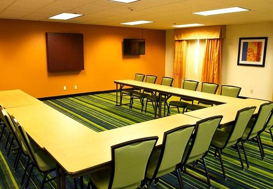 Fairfield Inn & Suites Beloit: Meeting Room