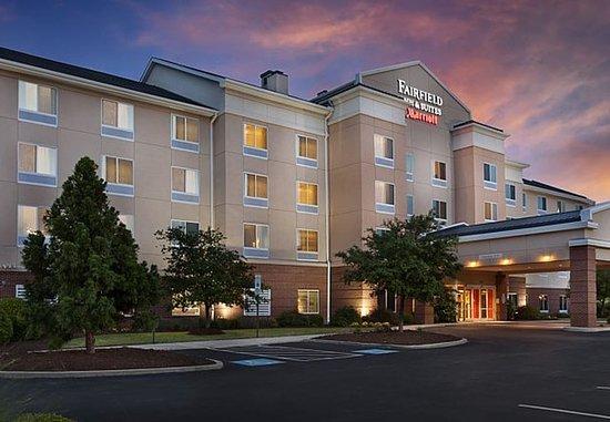Fairfield Inn & Suites Elizabeth City: Exterior