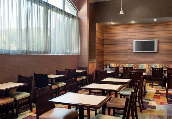 Fairfield Inn Sacramento Cal Expo: Breakfast Room