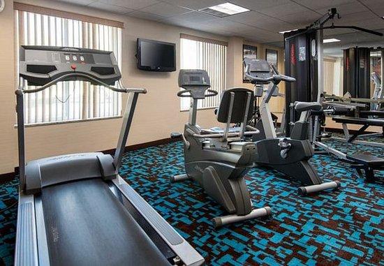 Fairfield Inn Sacramento Cal Expo: Fitness Center