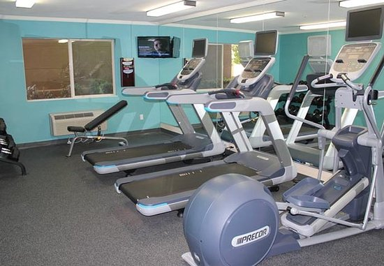 Fairfield Inn St. George: Fitness Center