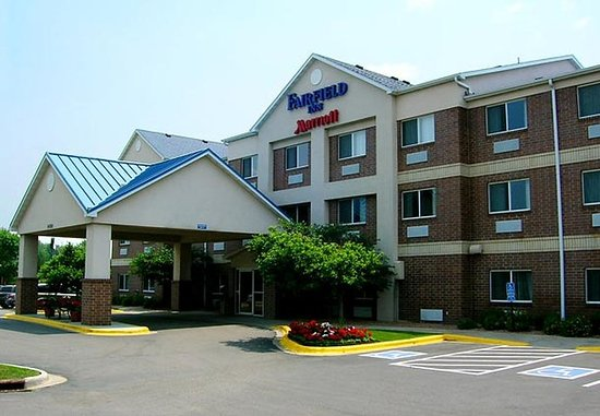 Fairfield Inn & Suites Minneapolis Burnsville: Exterior