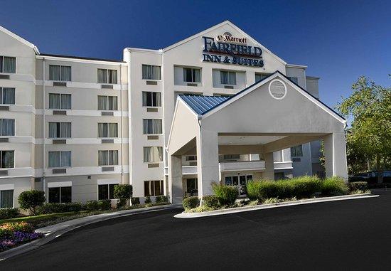 Fairfield Inn & Suites Raleigh-Durham Airport/RTP: Exterior