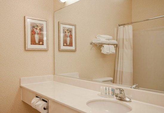 Liverpool, NY: Guest Bathroom