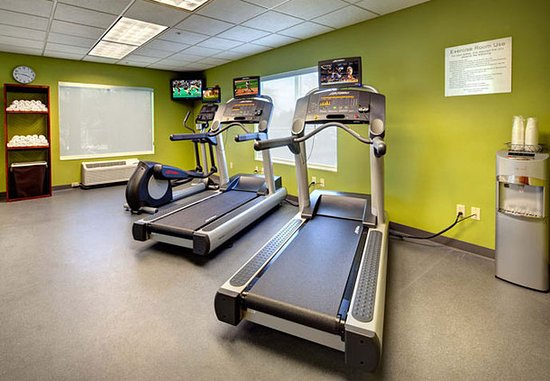 Fairfield Inn & Suites Ocala: Fitness Center