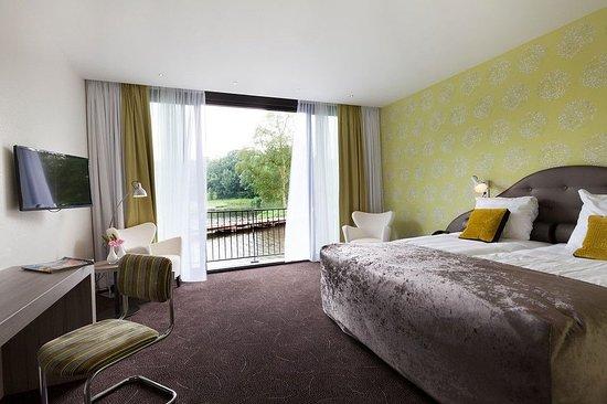 Van der Valk Hotel Rotterdam - Nieuwerkerk: Luxurious Room