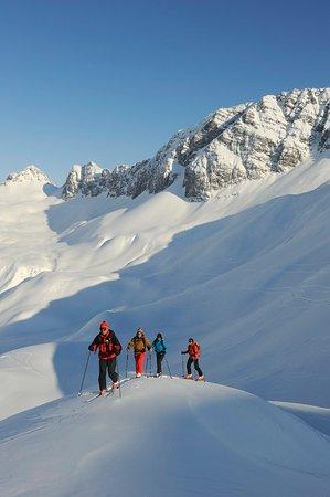 Austria: Skitour Lech am Arlberg