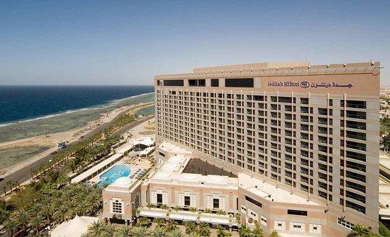 Jeddah Hilton Hotel: Hotel Exterior