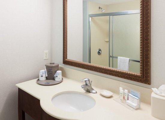 Hampton Inn & Suites Westford - Chelmsford: Vanity