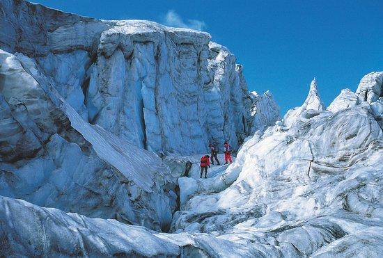 Austria: Gletschertour im Oetztal