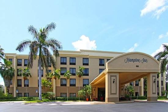 Hampton Inn Boca Raton-Deerfield Beach: Hotel Exterior