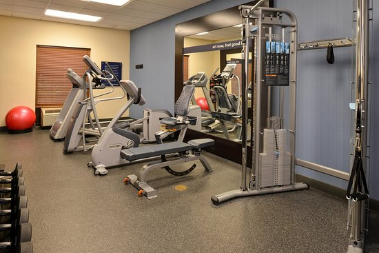 Seffner, FL: Fitness Center View
