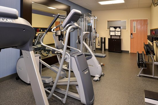 Seffner, FL: Fitness Center Equipment