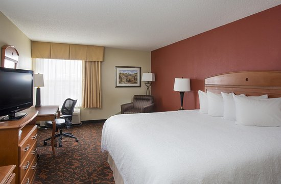 Hampton Inn St. Joseph : King Study