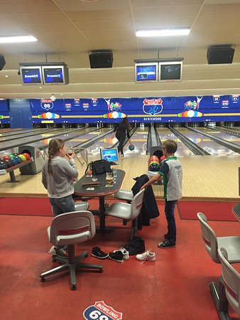 anniversaire bowling hannut