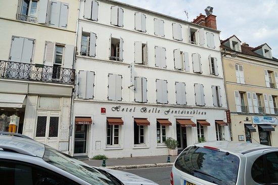 Hotel belle fontainebleau france voir les tarifs 87 for Hotel fontainebleau france