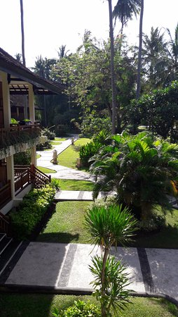 Kila Senggigi Beach Lombok: full a green