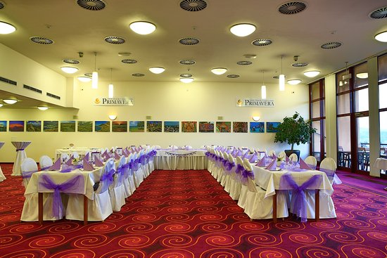 Primavera Hotel & Congress Centre: Wedding