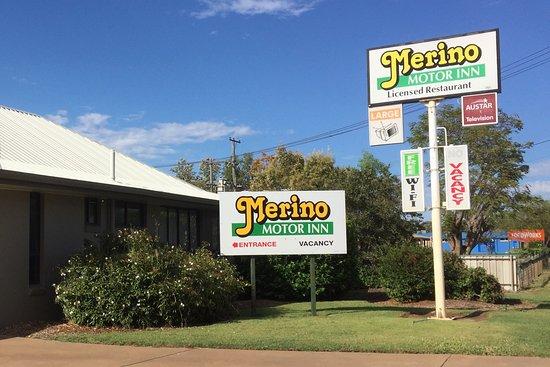 St George, Avustralya: Merino Motor Inn
