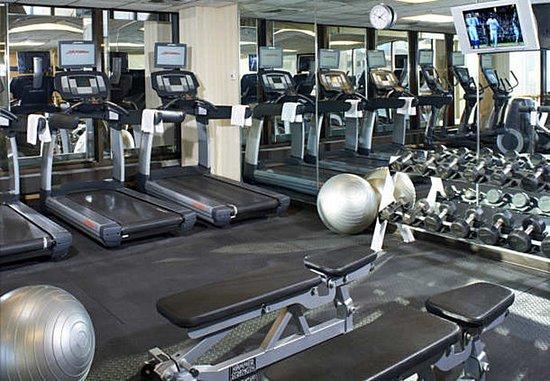 Charleston, Batı Virjinya: Fitness Center