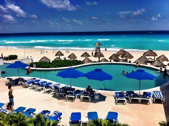 Golden Parnassus All Inclusive Resort & Spa Cancun: Quase um postal!