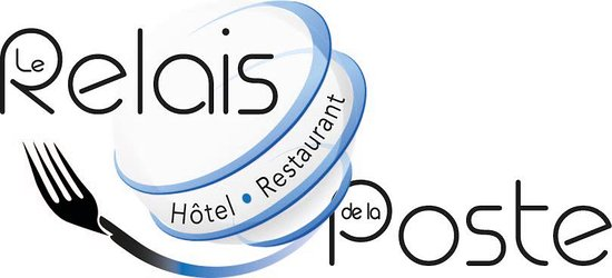 Thury-Harcourt, France: logo de l'hotel restaurant le relais de la poste