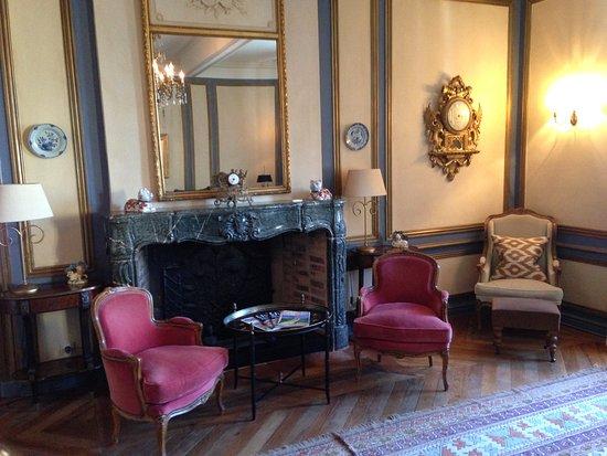 Monestier, Frankreich: salon II