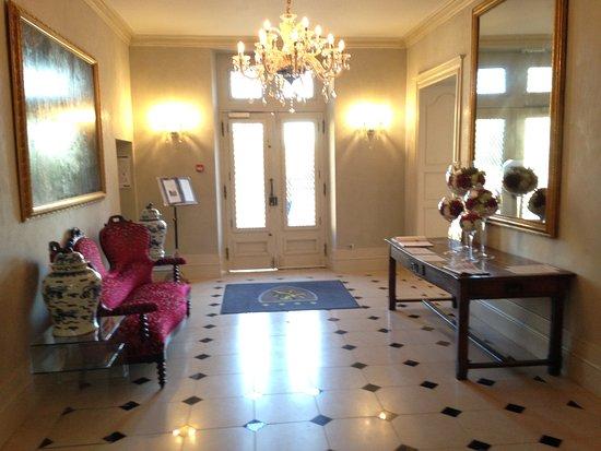Monestier, Frankreich: Hall d'accueil du Château