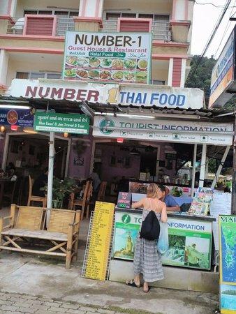 Number 1 Restaurant: Number 1 hotel