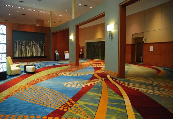 The Woodlands, TX: Pre-Function Area