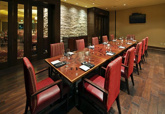 Denver Marriott South at Park Meadows: Centennial Private Dining Room