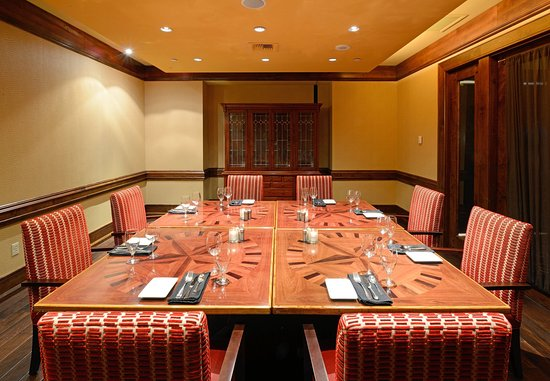 Denver Marriott South at Park Meadows: Ridgegate Private Dining Room