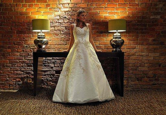 Manchester Marriott Victoria & Albert Hotel: Indoor Weddings