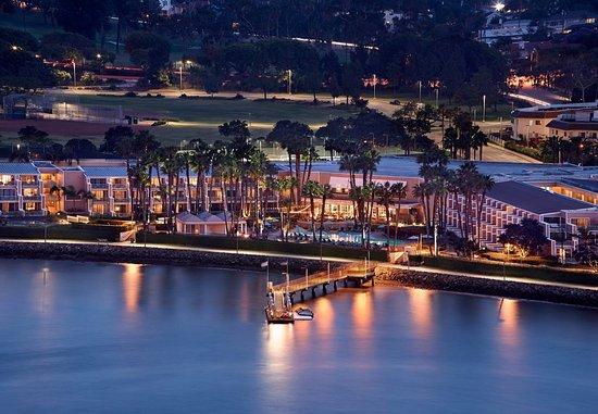 Coronado Island Marriott Resort & Spa: Exterior
