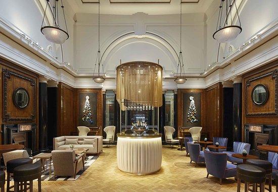 London Marriott Hotel County Hall: Noes Lobby