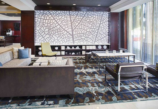 Dallas Marriott Suites Medical/Market Center: Lobby