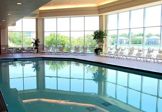 Indianapolis Marriott North : Indoor Pool