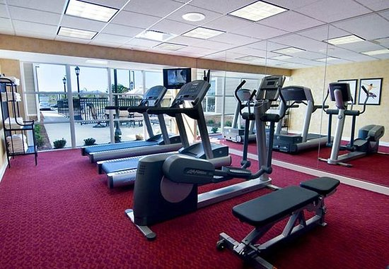 Residence Inn Roanoke Airport: Fitness Room